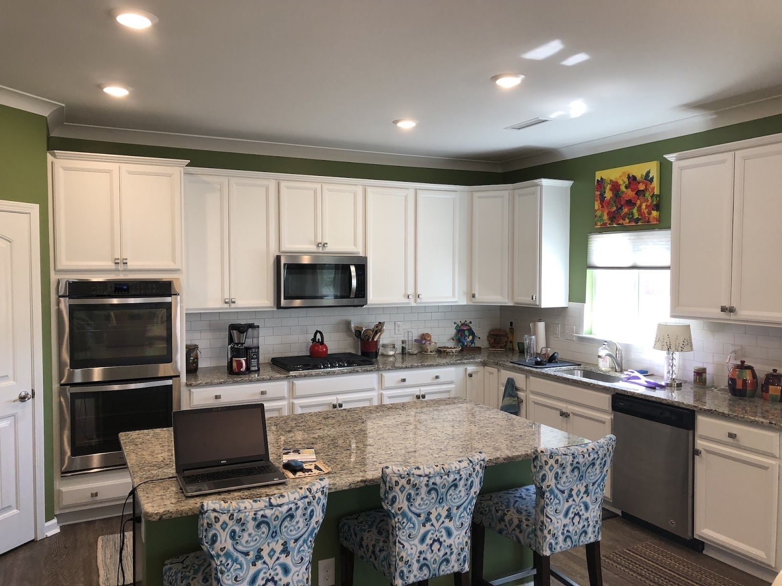 Kitchen Cabinet Painting Raleigh Nc How to Extend the Life of Your Painted Kitchen Cabinets   Anderson