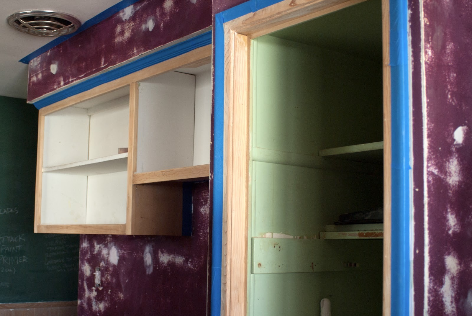 Kitchen cabinet repair in Raleigh, NC