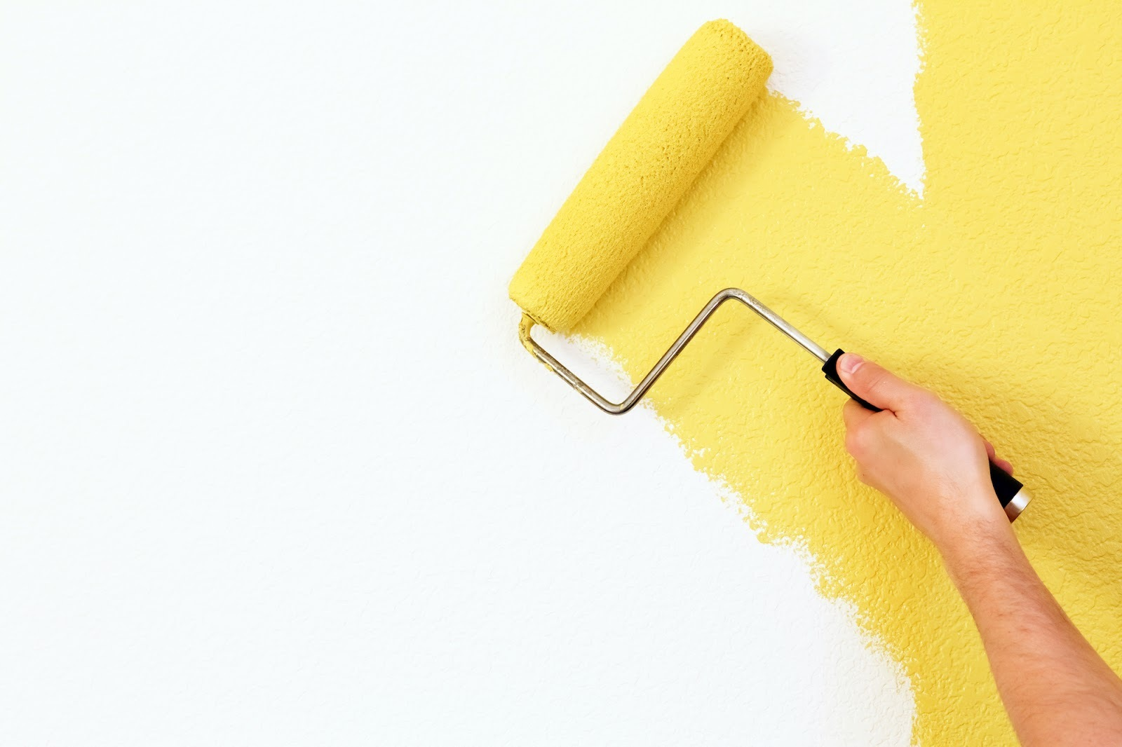 Painting textured walls in Raleigh, North Carolina