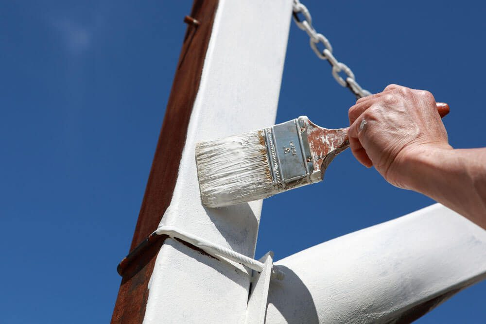 Anderson Painting residential exterior painting