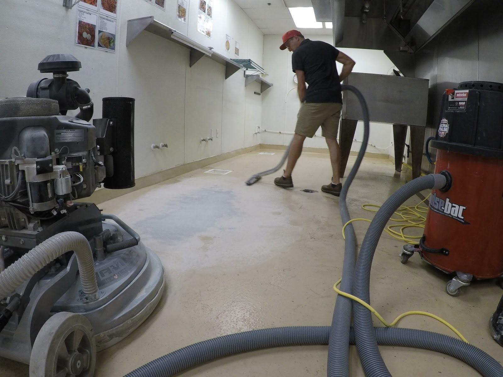 Commercial floor contractor in Raleigh