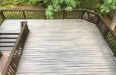 Deck and Fence Staining