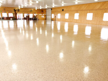 Commercial Floor Sealing: How Sealing Increases Floor Integrity