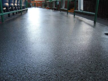 Commercial Flooring: How to Select Your Finish