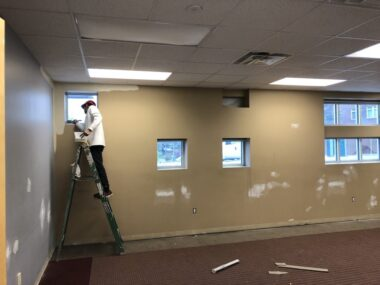 For nearly a century now, drywall has been one of the most common materials used in U.S. homes. While plaster is slightly more durable, drywall yields several benefits to homeowners and business owners. It's relatively cheap, fire-resistant, improves insu