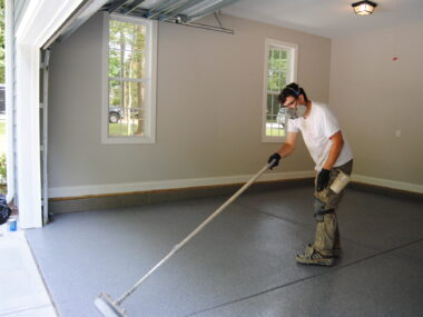 Which Coating Is Best for Your Garage Flooring?