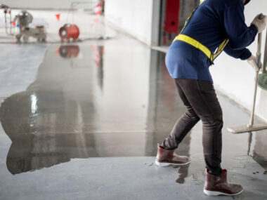 Concrete Floor Coatings vs. Concrete Polishing: Pros and Cons