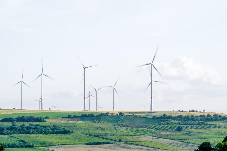 Wind turbines in North Carolina