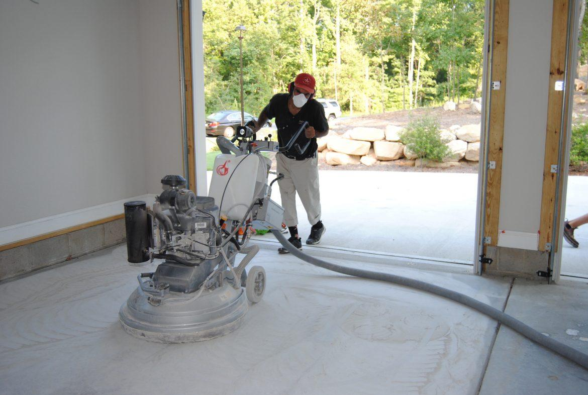 Sealing A New Concrete Floor Vs An Old