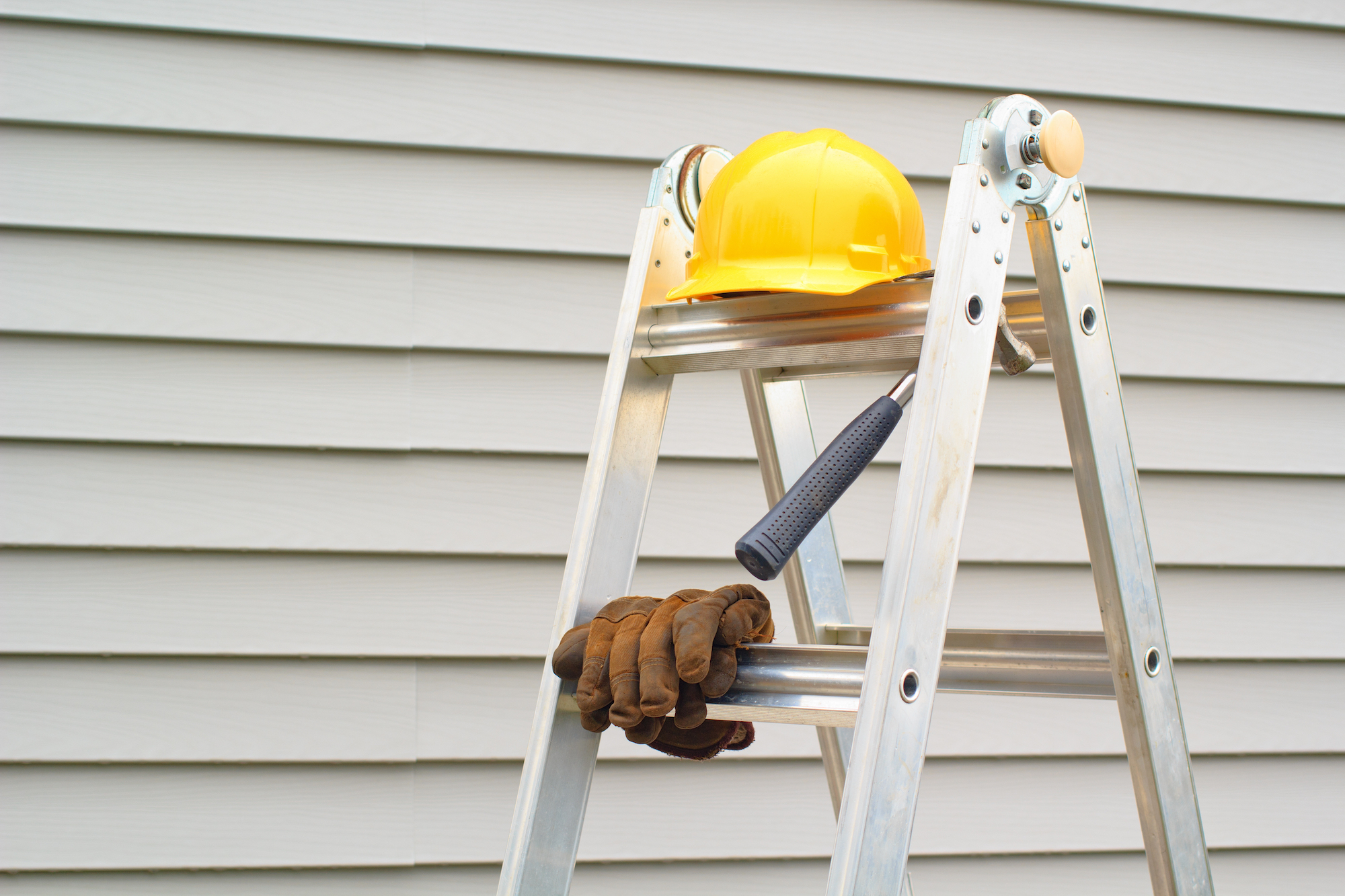 Anderson Painting residential siding service